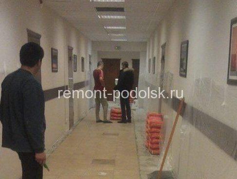 Ремонт офиса в Москве Лиман