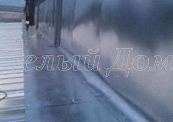 Кровельные работы на складе Серпухов