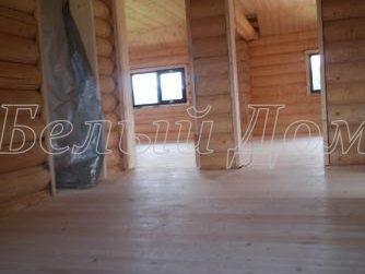 Отделка деревянного дома в Серпухове