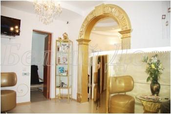 Отделка салона красоты в Подольске