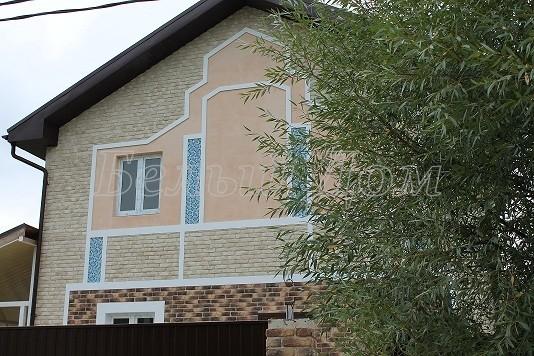 Строительство домов в деревне Поливаново,Домодедовского района