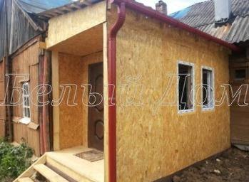 Строительство пристройки к дому в Домодедово