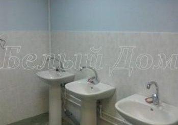 Ремонт санузла в офисе Домодедово