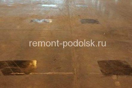 Фотогалерея устройство и ремонт бетонного пола